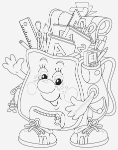September Coloring Pages to Print - Hello Kitty Printable Coloring Pages Download and Print for Free Hello Kitty Printable Coloring Page Beautiful Back to School 9i