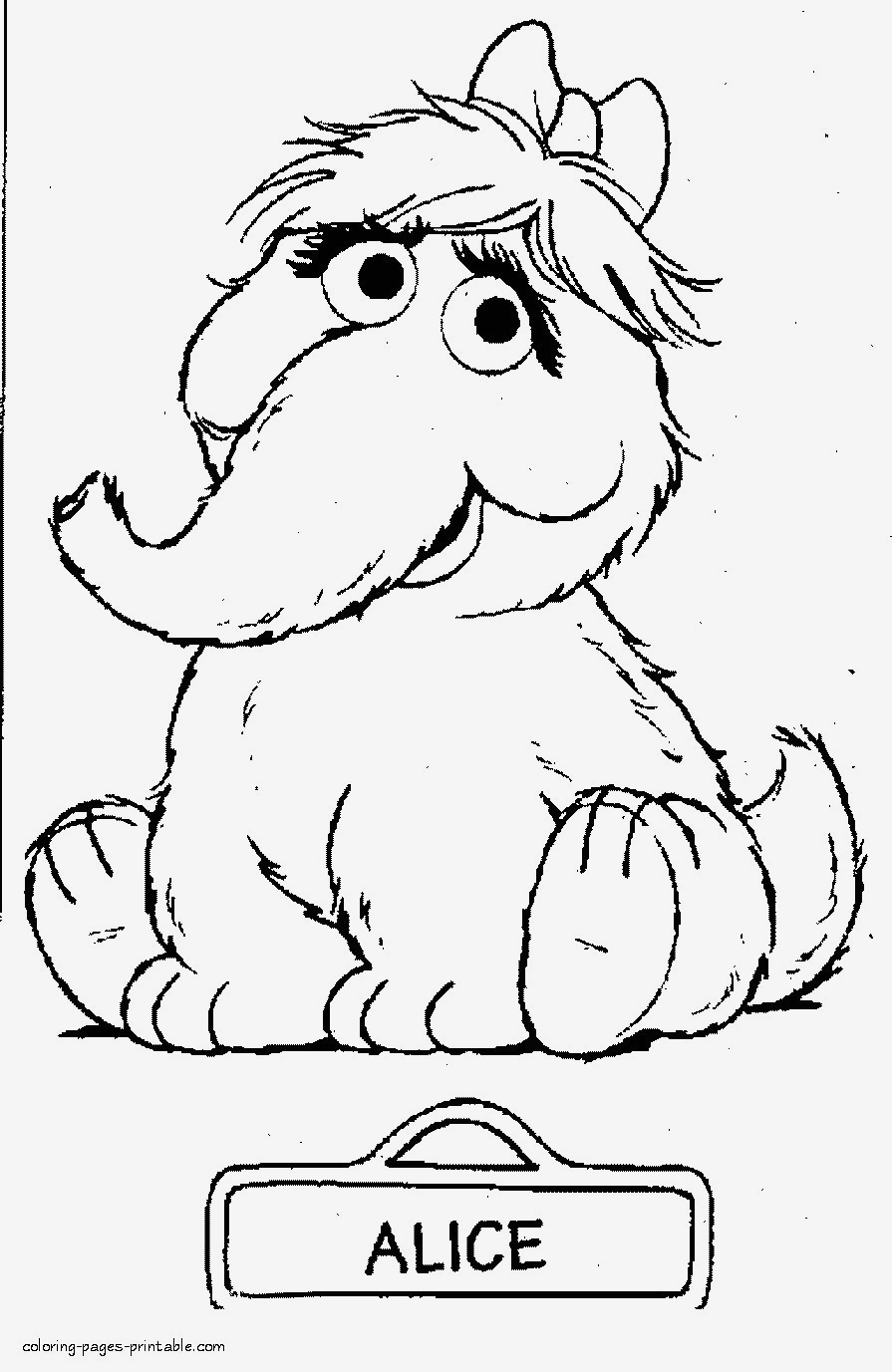 sesame street printable coloring pages Collection-Printable Coloring Book · Sesame Street Coloring Pages Best Easy Sesame Street Coloring Pages New Sesame Street Coloring Sheets 1-h