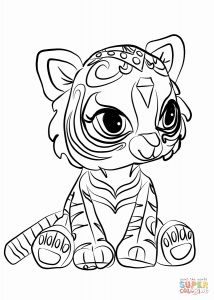 Shimmer and Shine Coloring Pages - Leah Shimmer and Shine Coloring Pages Inspirational Nahal From Shimmer and Shine Coloring Page Free Printable 19b