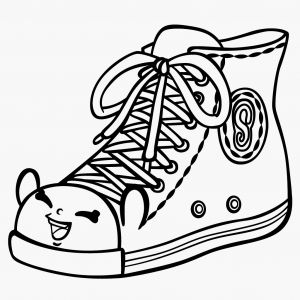 Shopkins Coloring Pages - High Heels Coloring Pages Shopkins Coloring Pages Cartoon Coloring Pages 17q