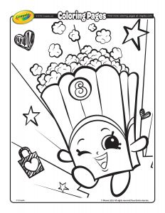 Shopkins Crayola Coloring Pages - Shopkins Season 6 Coloring Pages Shopkins Season Colouring Pages Printable Get Coloring Pages Free 3a