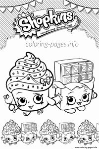 Shopkins Crayola Coloring Pages - Free Coloring Games Beautiful Print Shopkins Cupcake Queen Cheeky Chocolate Love Coloring Pages 2o