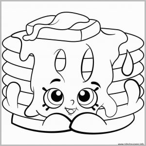 Shopkins Printable Coloring Pages - Free Printable Color Pages Shopkins Coloring Great Best 1024—1024 9k