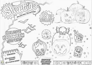 Shopkins Printable Coloring Pages - Free Halloween Printable Coloring Pages In Great Demand Free Printable Halloween Coloring Pages 6f