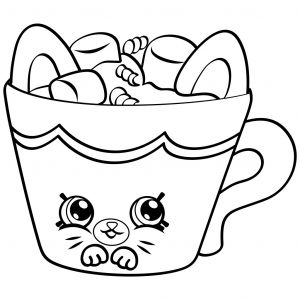 Shopkins Printable Coloring Pages - Free Shopkins Coloring Pages Printable 1j