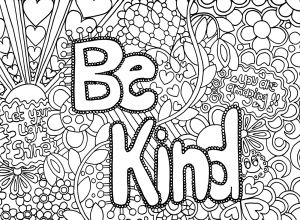 Showing Kindness Coloring Pages - astonishing Kindness Coloring Pages Fresh Difficult Hard for 15m