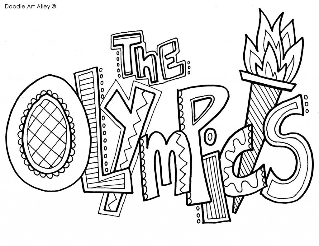 special olympics coloring pages Collection-Olympics Coloring Pages Olympische Spiele Kunstunterricht Malen Olympische Sportarten Olympische Farben 4-n