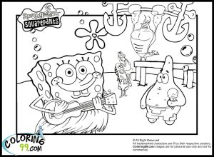 Spongebob Coloring Pages - Spongebob Squarepants Coloring Pages Unique Awesome Free Coloring Pages Spongebob Squarepants Luxury Luxury 0 0d 14i