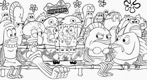 Spongebob Coloring Pages - Sponge Bob Coloring Pages Best Free Coloring Pages Spongebob Squarepants Luxury Luxury 0 0d 8m