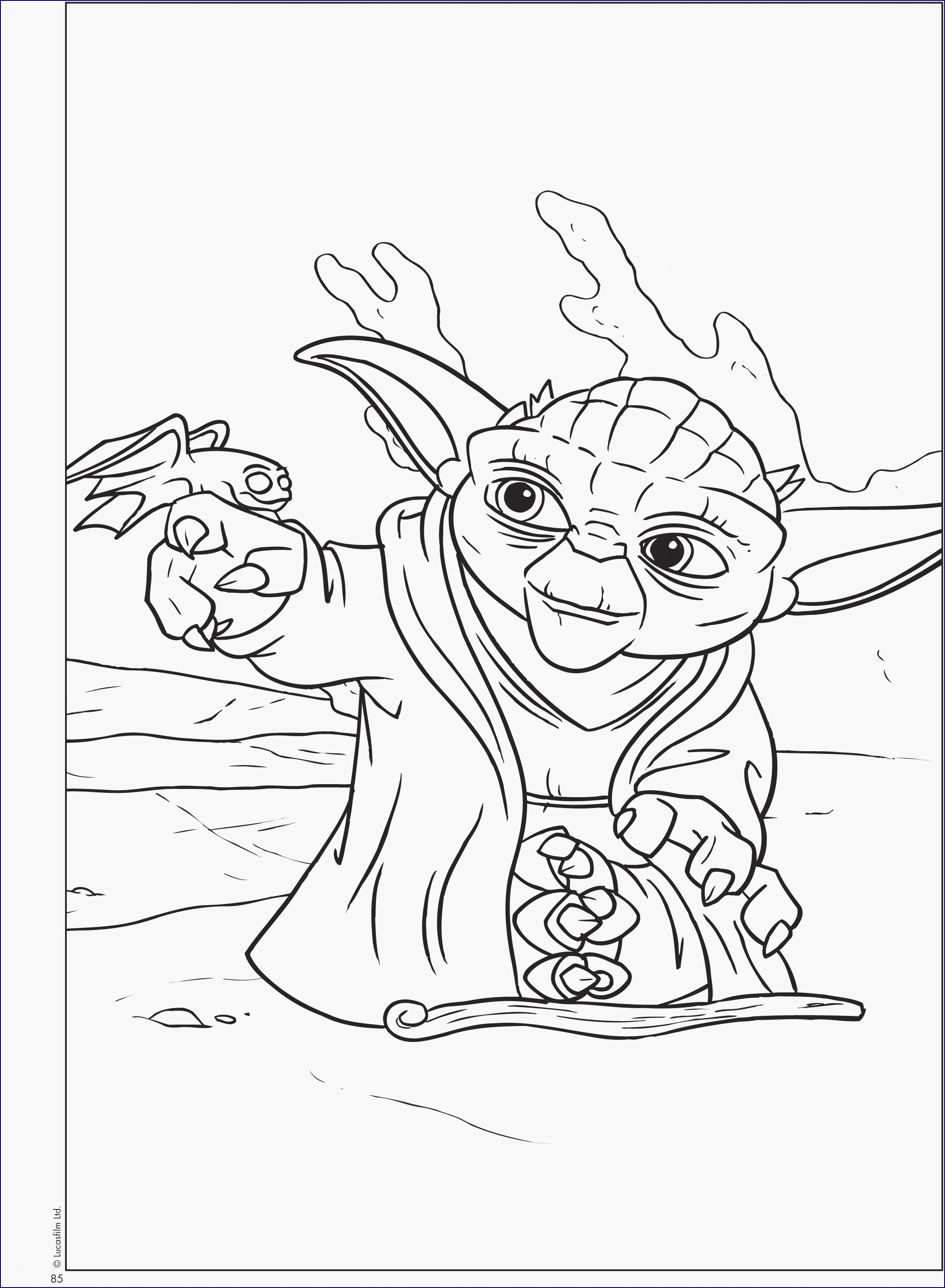 photograph relating to Printable Star Wars Characters titled 24 Star Wars Figures Coloring Web pages Range - Coloring
