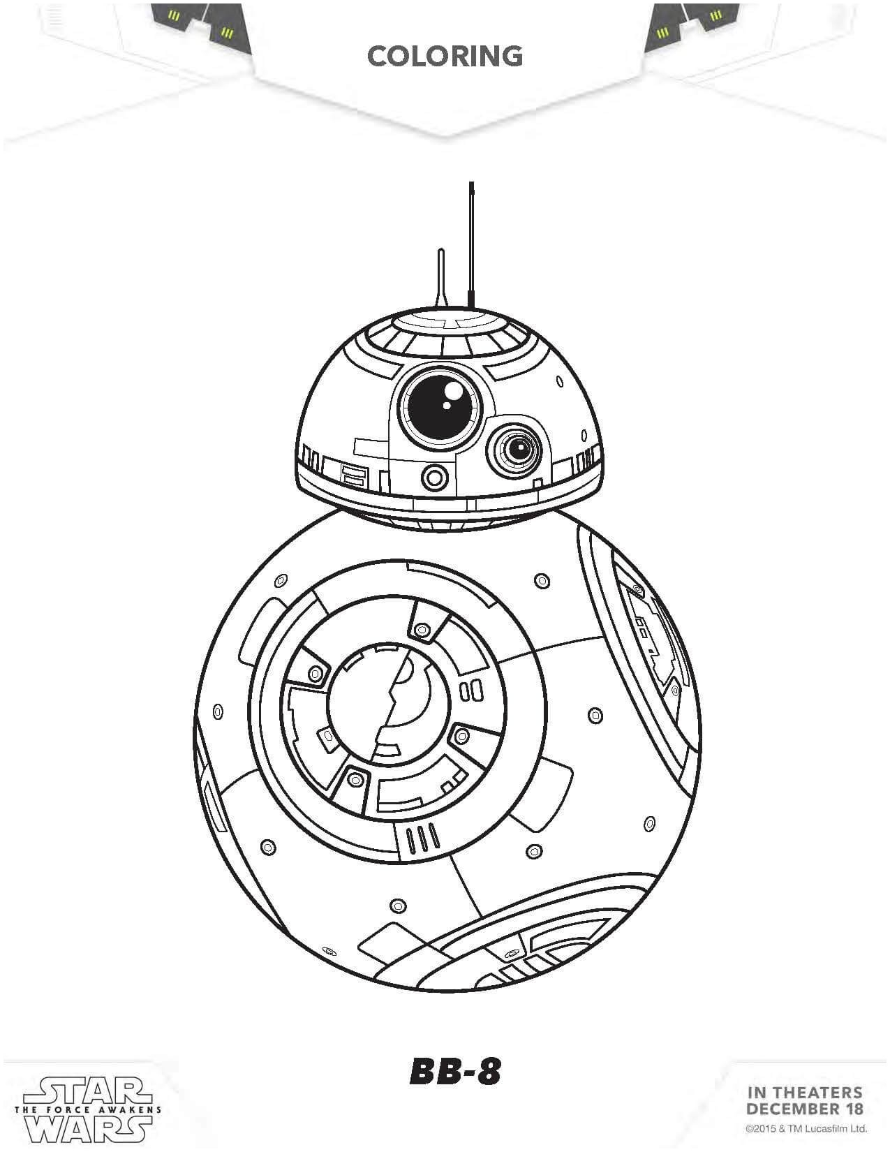 star wars coloring pages free Collection-Awesome Free Printable Star Wars the Last Jedi Coloring Pages Free Starwars Coloring Pages 16-s