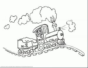 Steam Train Coloring Pages - Thomas the Tank Engine Printable Coloring Pages Thomas the Train Coloring Pages Lovely Best Thomas the Tank Engine 18g