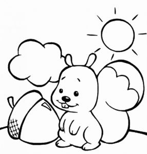 Summer Preschool Coloring Pages - Engaging Fall Coloring Pages Printable 26 Kids New 0d Page for 19c