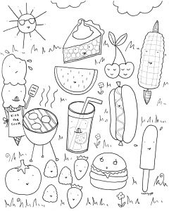 Summer Preschool Coloring Pages - 27 Best Kindergarten Coloring Sheets Kindergarten Coloring Sheets Inspirational Summer Activities Coloring Pages Free Summer 9l