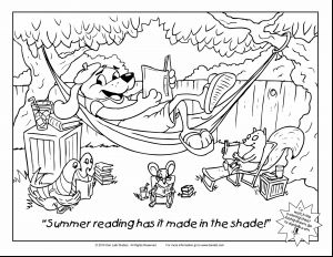 Summer Preschool Coloring Pages - Summer Reading Coloring Pages 18q Summer Coloring Page Image Ideas Sheets for Adults Printable Pages Kindergarten Colouring Preschool Free Preschoolers 5th 20f