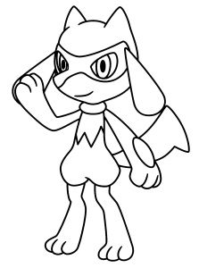 Summer Reading Coloring Pages - Image Result for Pokemon Lucario Coloring Pages Neu Pokemon Ausmalbilder sonne Und Mond 8g