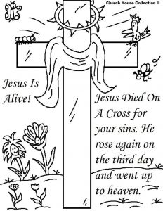 Sunday School Easter Coloring Pages Free - 25 Religious Easter Coloring Pages Sunday School 2k