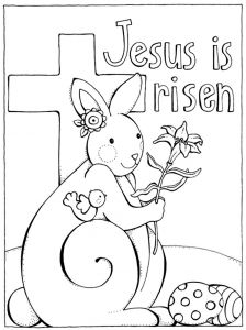 Sunday School Easter Coloring Pages Free - Easter Coloring Pages Coloringcks Easter Coloring Pages Coloringcks From Religious Easter 16s