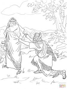 Sunday School Lesson Coloring Pages - Samuel Rechaza A Saºl Free Coloring Pages Printable Coloring King David Kids Class 12c