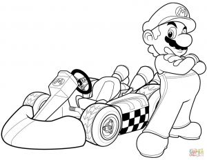 Super Smash Bros Coloring Pages - Super Mario Bro Coloring Pages 14t