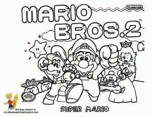 Super Smash Bros Coloring Pages - Super Smash Bros Coloring Pages 11 M Mario Bros Coloring Super Mario Bros 9i