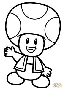 Super Smash Bros Coloring Pages - Super Mario Bros toad Coloring Page Luxus Ausmalbilder Rosalina 8g
