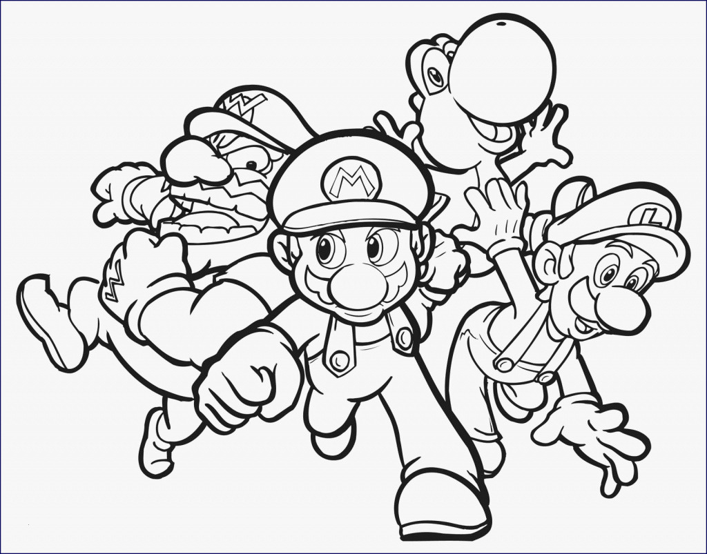 25 Super Smash Bros Coloring Pages Download - Coloring Sheets