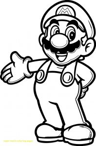 Super Smash Bros Coloring Pages - Mairo Coloring Pages Fresh Mario Bro Coloring Pages Awesome Coloring Book Super Mario Pack Scene 8s