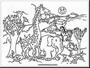 Tanzania Coloring Pages - Farm Animals Coloring Page Lovely 28 Collection Zoo Animal Coloring Pages Free 16l