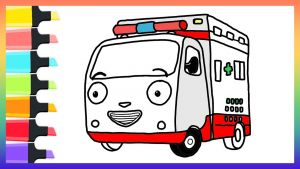 Tayo the Little Bus Coloring Pages - Extraordinary Ideas Tayo Coloring Pages the Little Bus 15l
