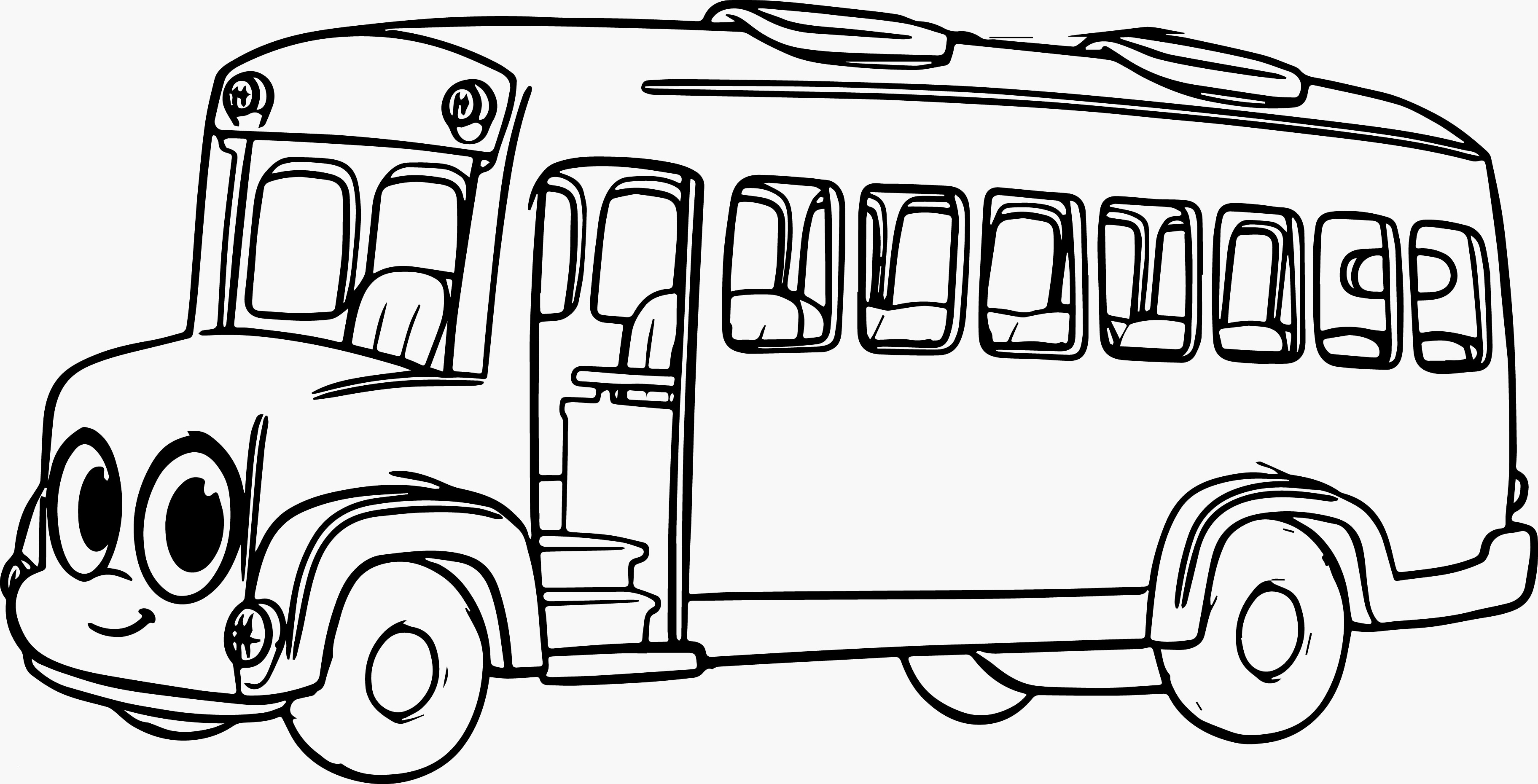 tayo coloring pages - photo#17