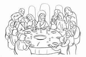 Temptation Of Jesus Coloring Pages for Kids - Coloring Page Jesus Heals Ten Lepers Beautiful Fall Coloring Sheets 19g