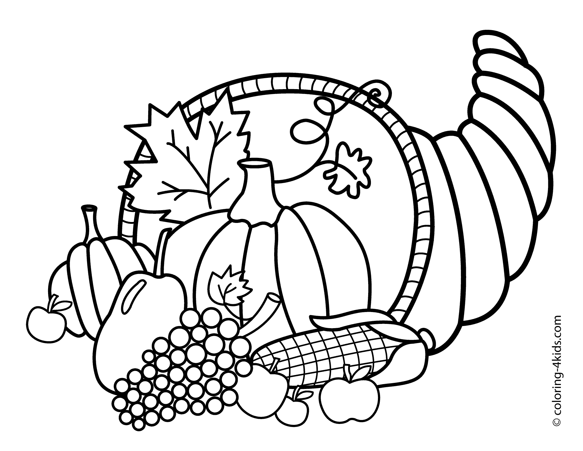 thanksgiving coloring pages free download Collection-Free Printable Thanksgiving Coloring Pages 15-q