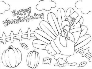 Thanksgiving Coloring Pages Free Download - Thanksgiving Coloring Pages Full Size with Drawing for Kids Collection Children S Printable 2s