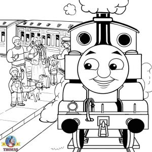 Thomas Coloring Pages - A4e77e8a2d1c3c373e6be08ba16a39ca 15s