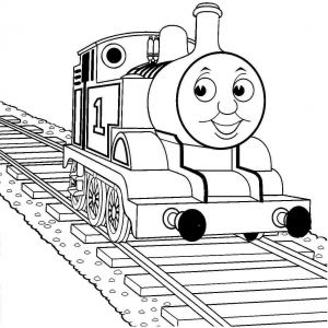 Train Coloring Pages for toddlers - Coloring Pictures Thomas the Train Printable Coloring Pages 12r