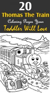 Train Coloring Pages for toddlers - are You In Search Of An Excellent Activity for Your Kid to Express Creativity & Develop Mentally Enjoy these Free Printable Thomas the Train Coloring Pages 12c