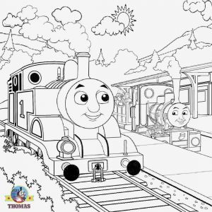 Train Coloring Pages for toddlers - Thomas the Train Coloring Pages Printable Coloring Pages Inspirational Thomas the Train Coloring Book Coloring Pages 6m
