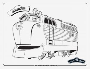 Train Coloring Pages for toddlers - Thomas the Train Coloring Pages Best Easy Printable Chuggington Coloring Pages Free Printabl Pin Od Tracy 6e