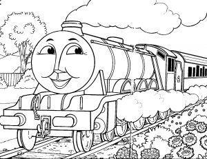 Train Coloring Pages for toddlers - Thomas and Friends Printable Coloring Pages Amazing Train Coloring Pages for toddlers Letramac 17p