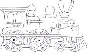 Train Coloring Pages for toddlers - Edge Trains to Color Steam Train Coloring Pages Medium Lo Otive 4q