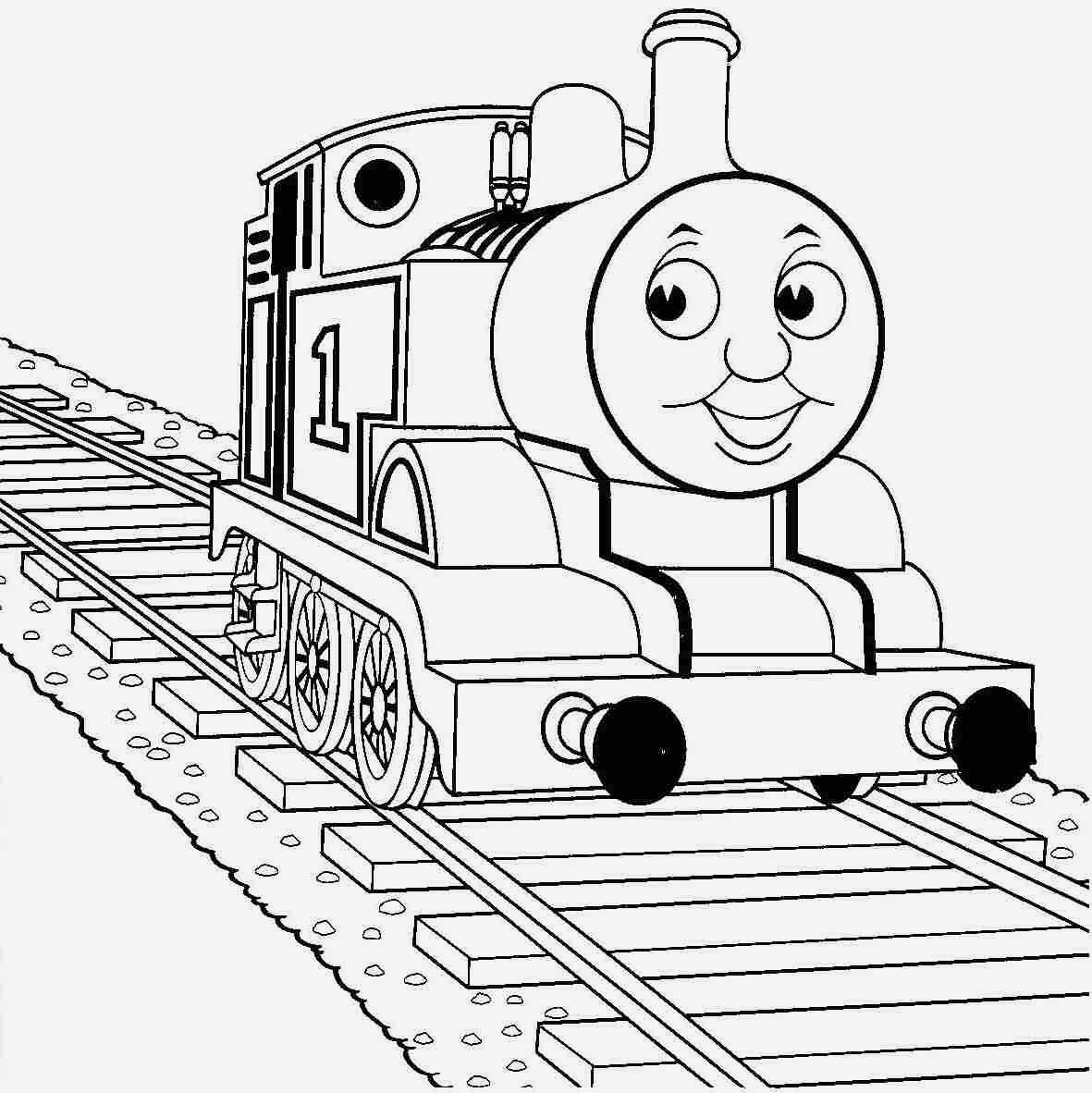 Train coloring pages printable free thomas the train coloring pages best easy 41 coloring pages