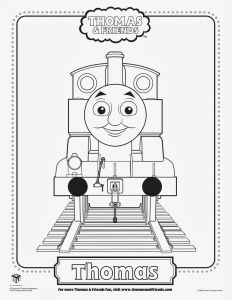 Train Coloring Pages Printable Free - Simple Train Coloring Page Thomas the Train Coloring Pages Inspirational Free Thomas the Tank 20e