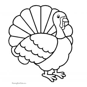 Turkey Coloring Pages for Preschoolers - Turkey Coloring Pages Printable Beautiful 193 Free Printable Turkey Coloring Pages for the Kids 11c