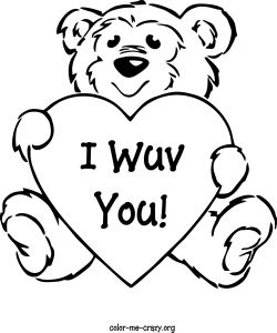 Valentine Day Coloring Pages - Hearts Color New Revealing to Valentine Picture 3005 11n