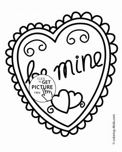 Valentines Day Hearts Coloring Pages - Coloring Pages Love Hearts Lovely Crafting Heart Coloring Page 17 Pages 29 Heart Coloring Page Heart 17j