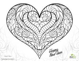 Valentines Day Hearts Coloring Pages - New Incredible Adult Printable Coloring Pages Roses Heart for Ideas Awesome Coloring Page for Adult 16k