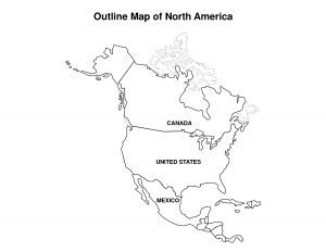 Weather Map Coloring Pages - United States Map Coloring Page Fresh United States Map Black and White Outline New north America Map 20r