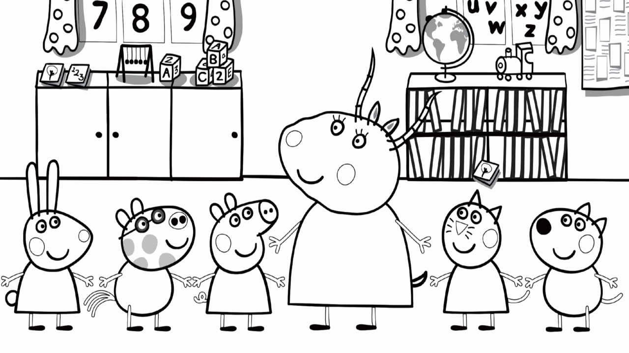 20 Welcome Back to School Coloring Pages Collection ...