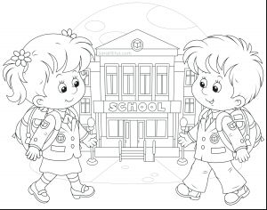 Welcome Back to School Coloring Pages - Launching First Day School Coloring Pages for Kindergarten Sizable Kids 10o
